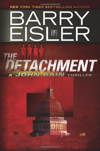 Book cover of The Detachment