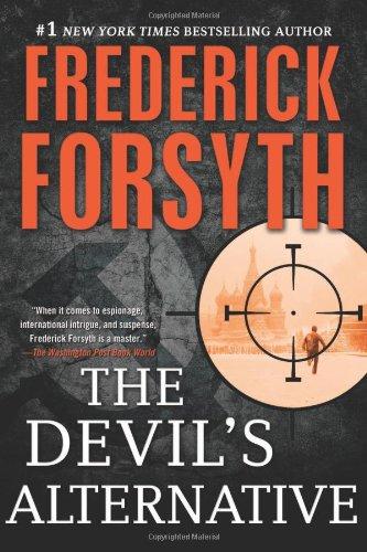 Book Cover of The Devil's Alternative