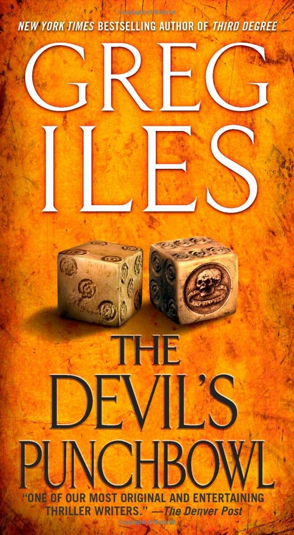 Book cover of The Devils PunchBowl