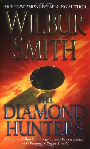 Book cover of The Diamond Hunters