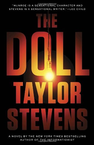 Book cover of The Doll