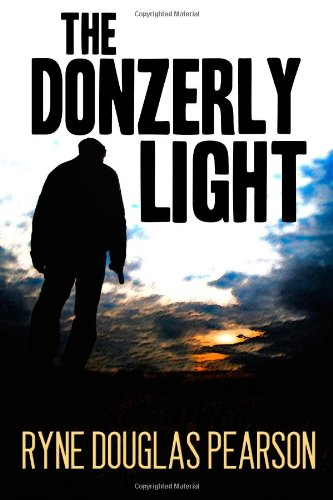 Book cover of The Donzerly Light