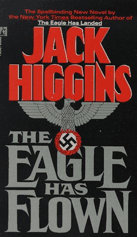 Book cover of The Eagle has Flown