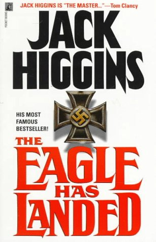 Book cover of The Eagle has Landed