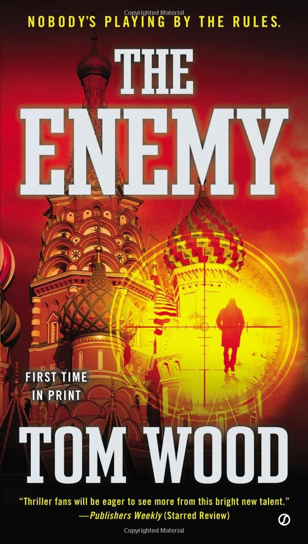 Book cover of The Enemy