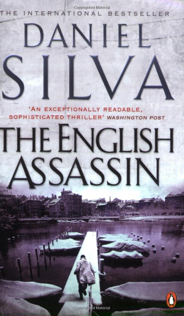 Book Cover of The English Assassin