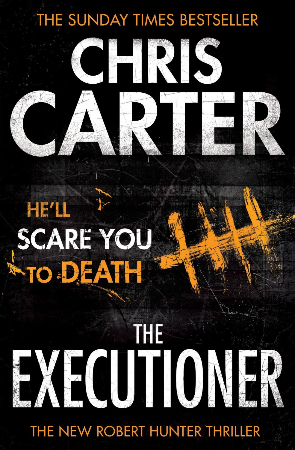 Book cover of The Executioner