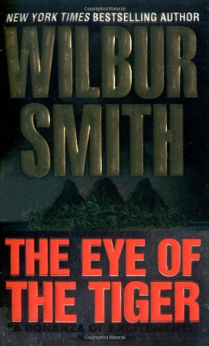 Book cover of The Eye of the Tiger