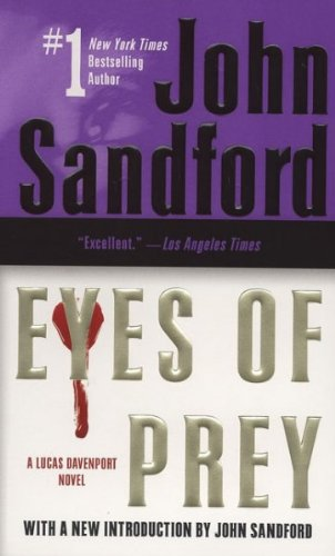 Book Cover of The Eyes of Prey