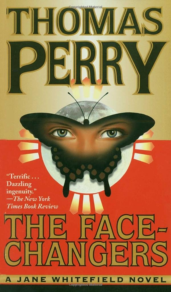 Book cover of The Face-Changers