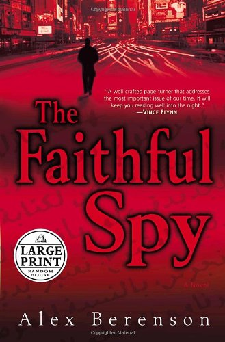 Book cover of The Faithful Spy