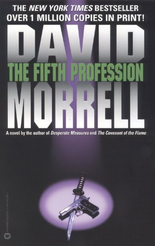 Book cover of The Fifth Profession