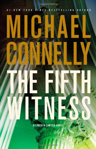 Book cover of The Fifth Witness