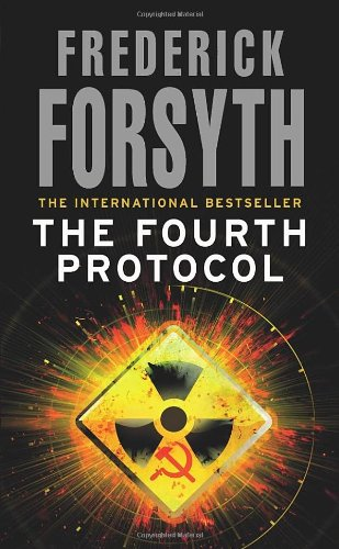 Book Cover of The Fourth Protocol