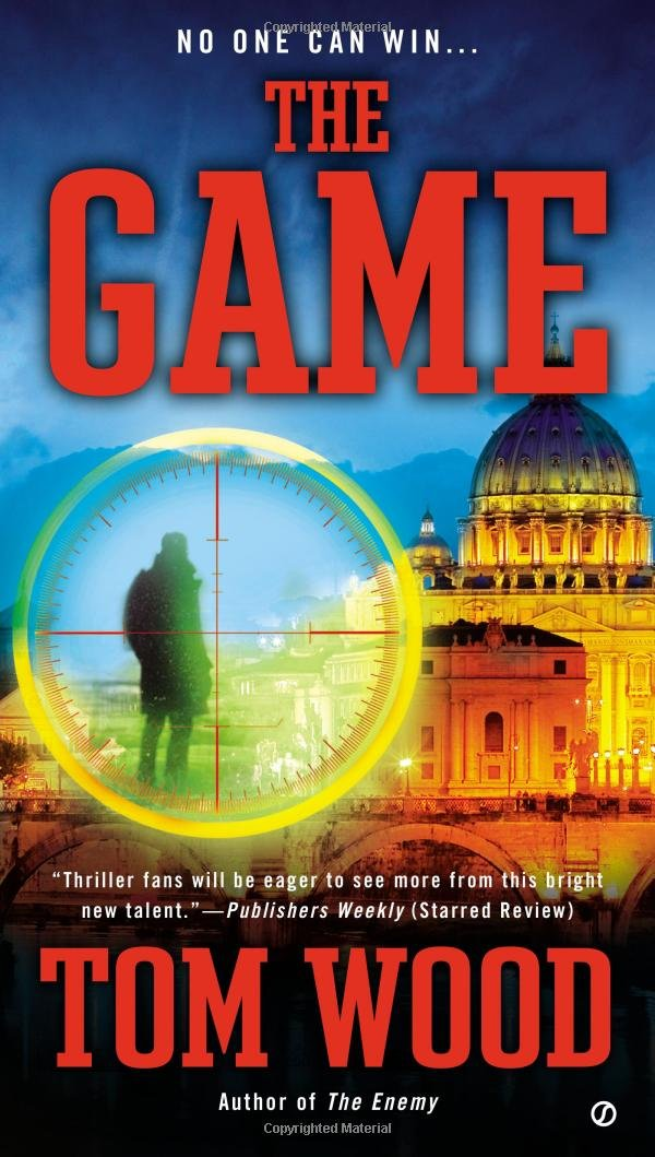 Book cover of The Game