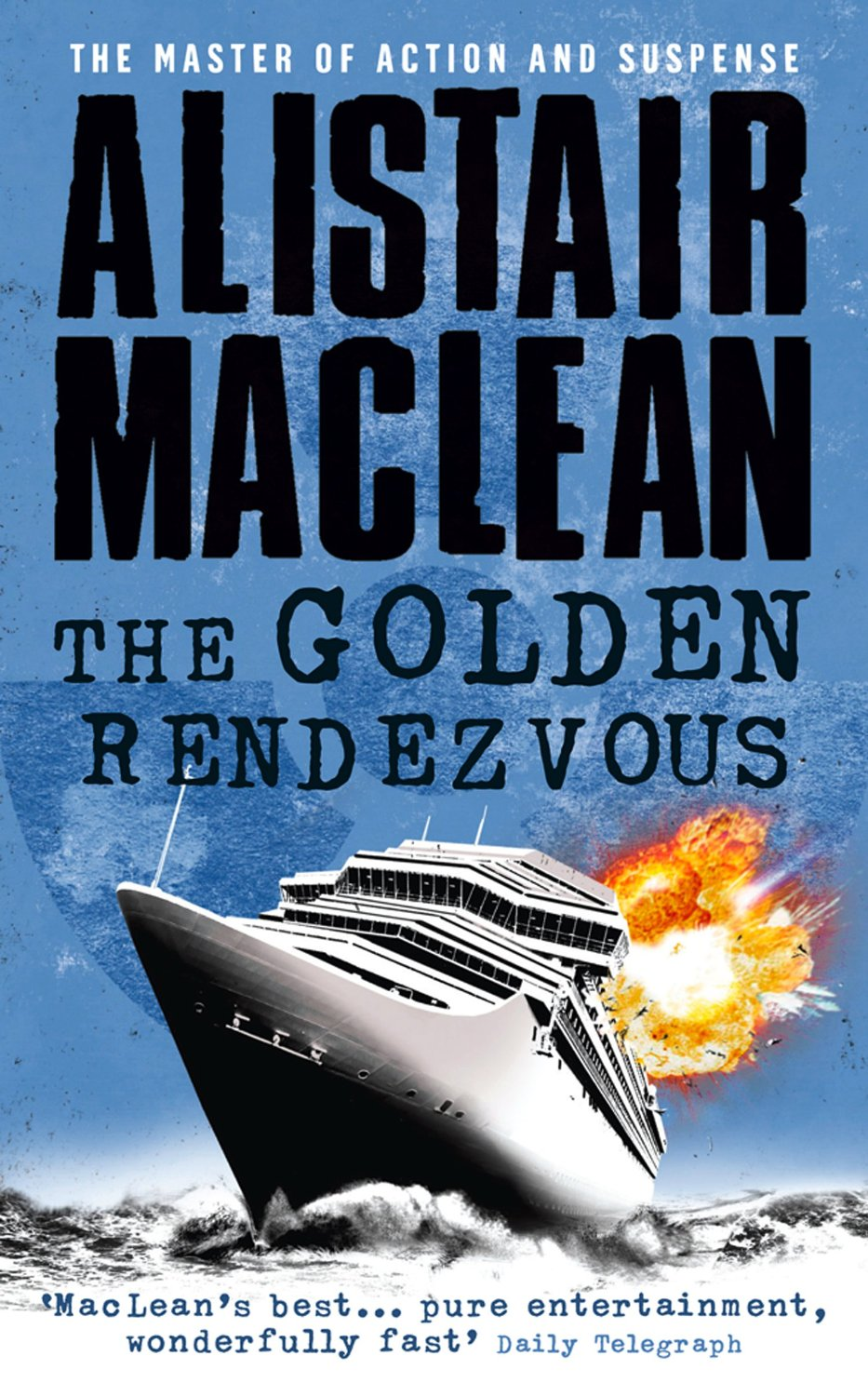 Book Cover of The Golden Rendezvous