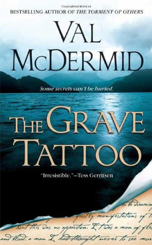Book cover of The Grave Tattoo