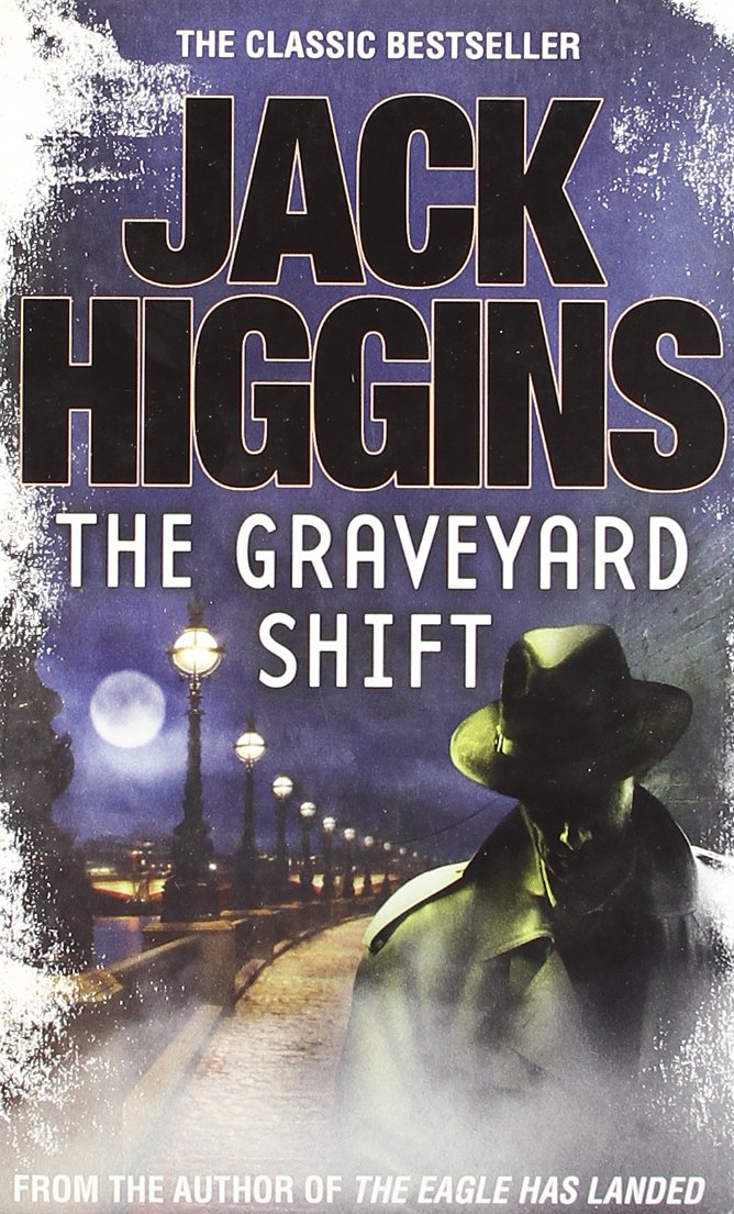 Book cover of The Graveyard Shift