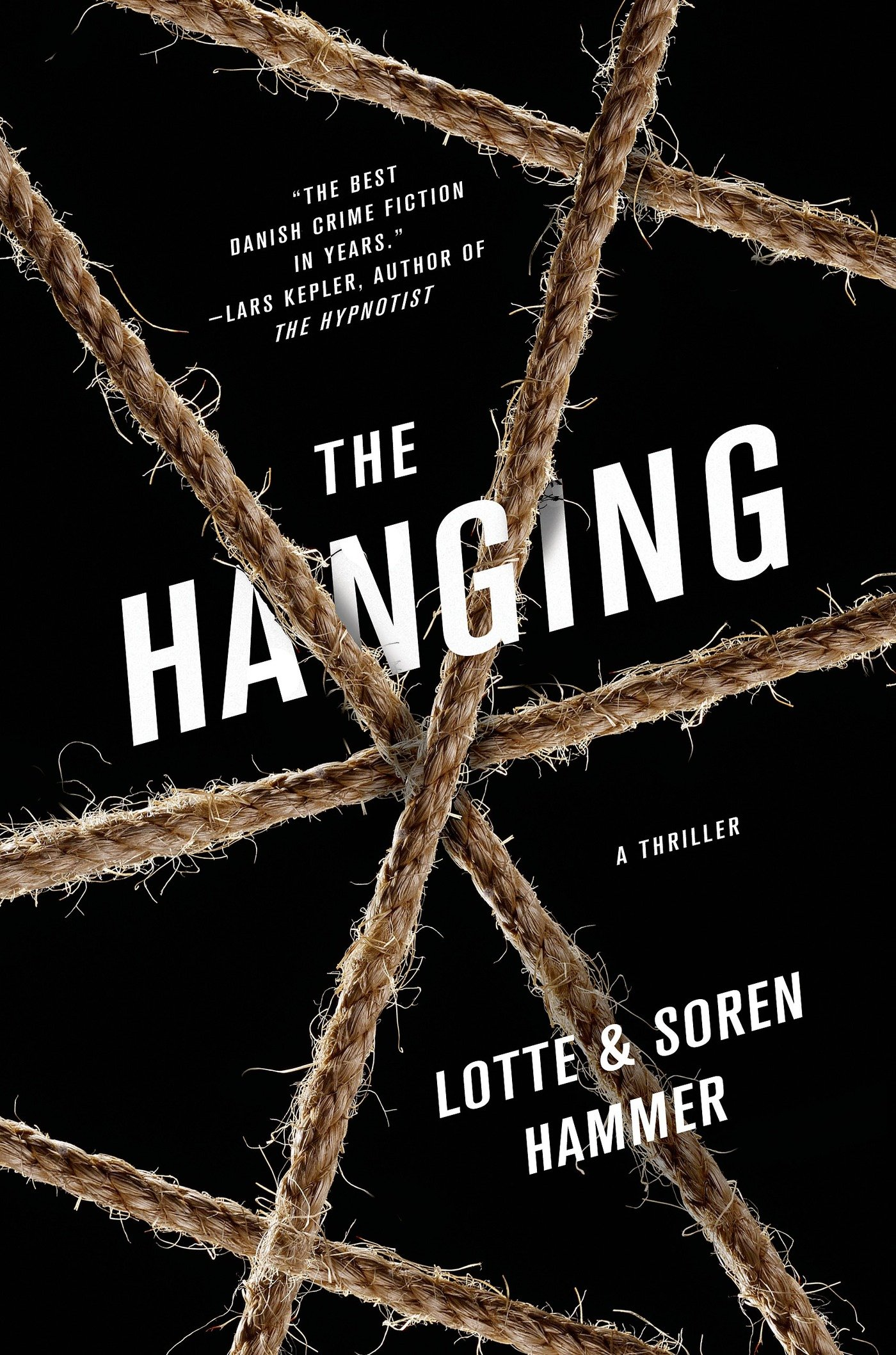 Book Cover of The Hanging