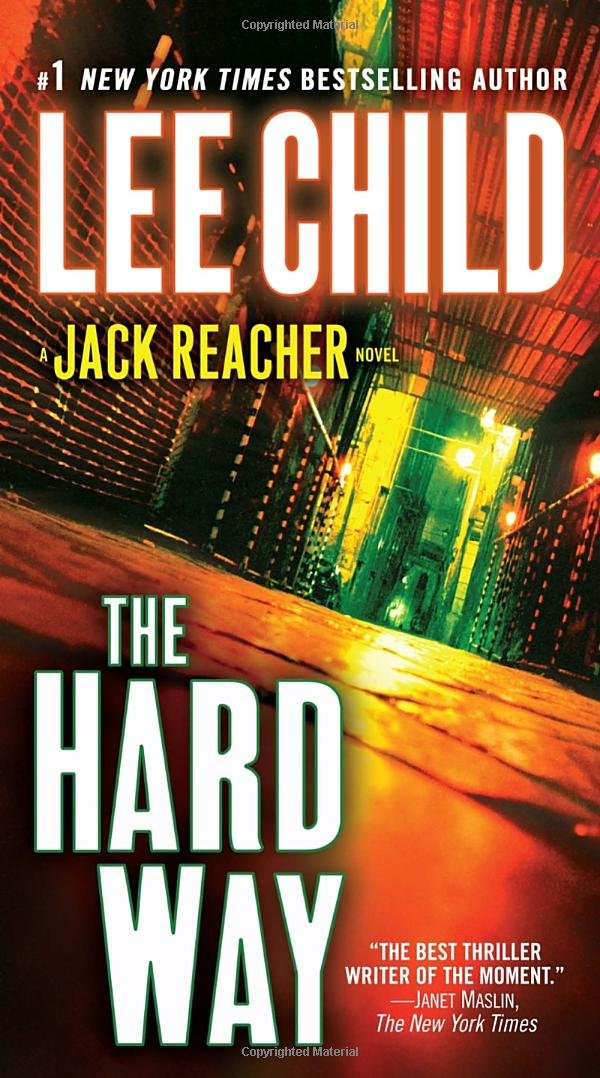 Book cover of The Hard Way