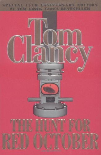 Book cover of The Hunt for Red October