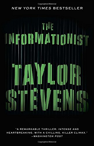 Book cover of The Informationist