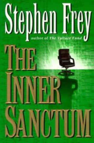 Book Cover of The Inner Sanctum