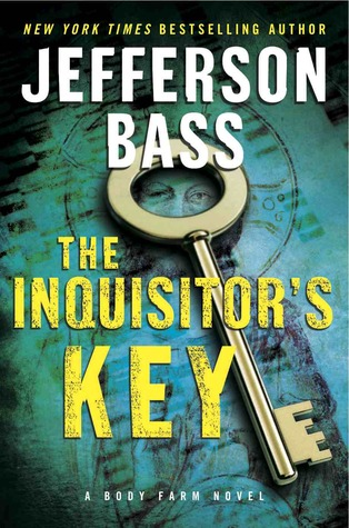 Book cover of The Bones of Avignon (The Inquisitor's Key)