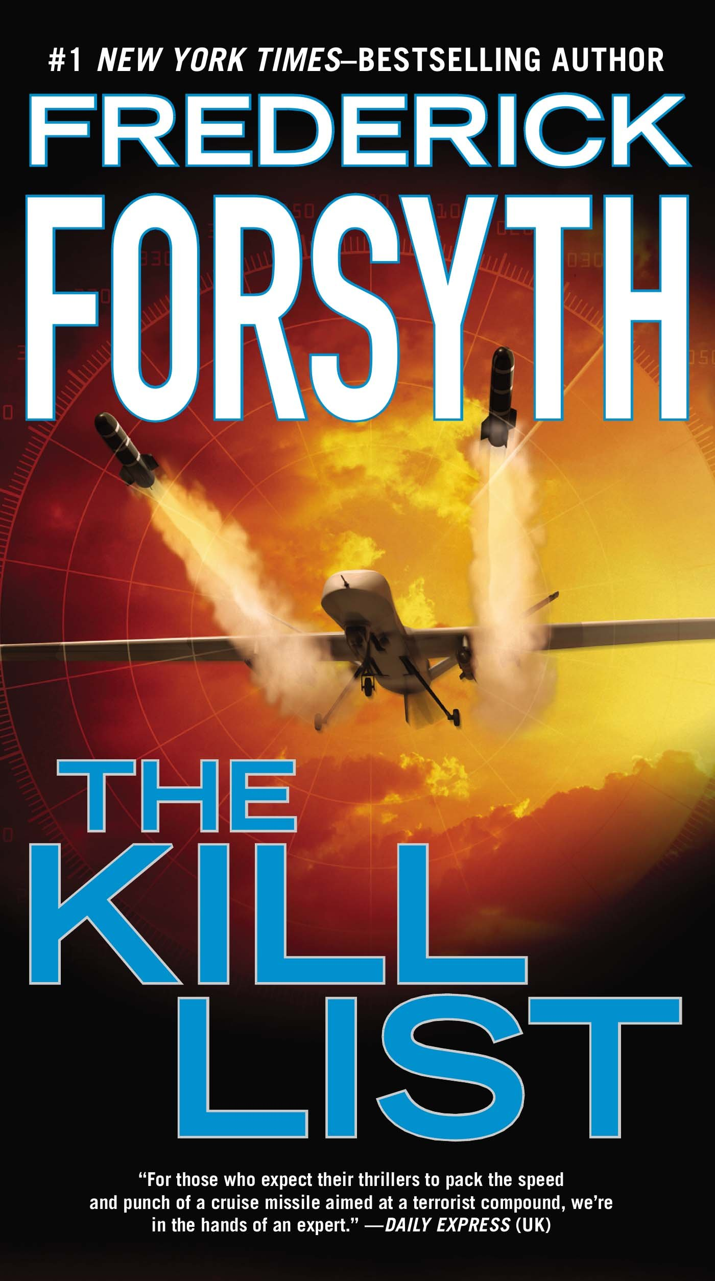 Book cover of The Kill List