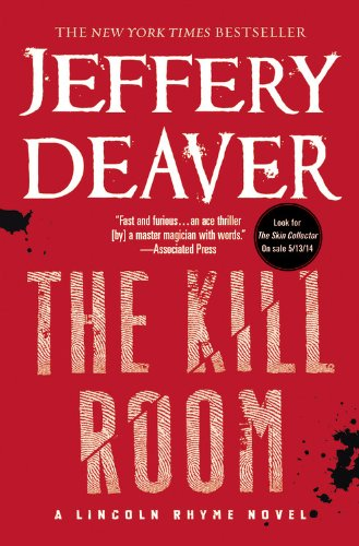 Book cover of The Kill Room