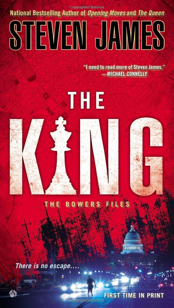 Book cover of The King