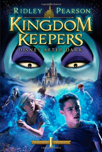 Book Cover of The Kingdon Keepers (Disney After Dark)
