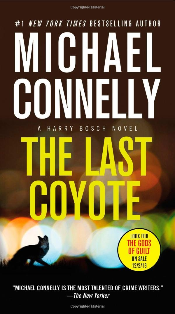 Book cover of The Last Coyote