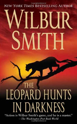 Book cover of The Leopard Hunts in Darkness