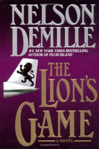 Book cover of The Lion's Game