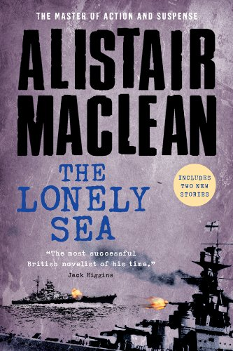 Book Cover of The Lonely Sea and Other Short Stories