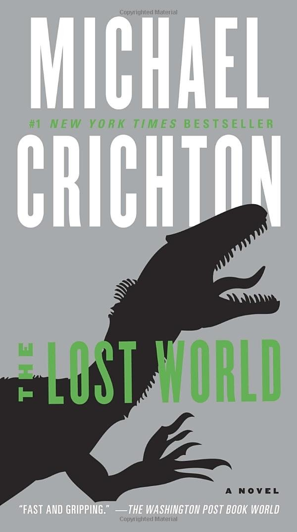 Book cover of The Lost World