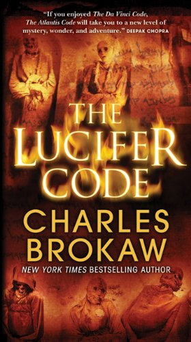 Book cover of The Lucifer Code