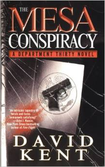 Book Cover of The Mesa Conspiracy