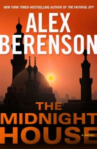 Book cover of The Midnight House