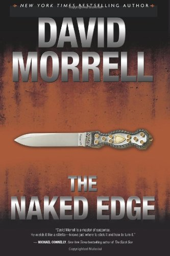 Book cover of The Naked Edge