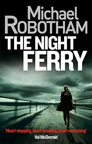 Book cover of The Night Ferry