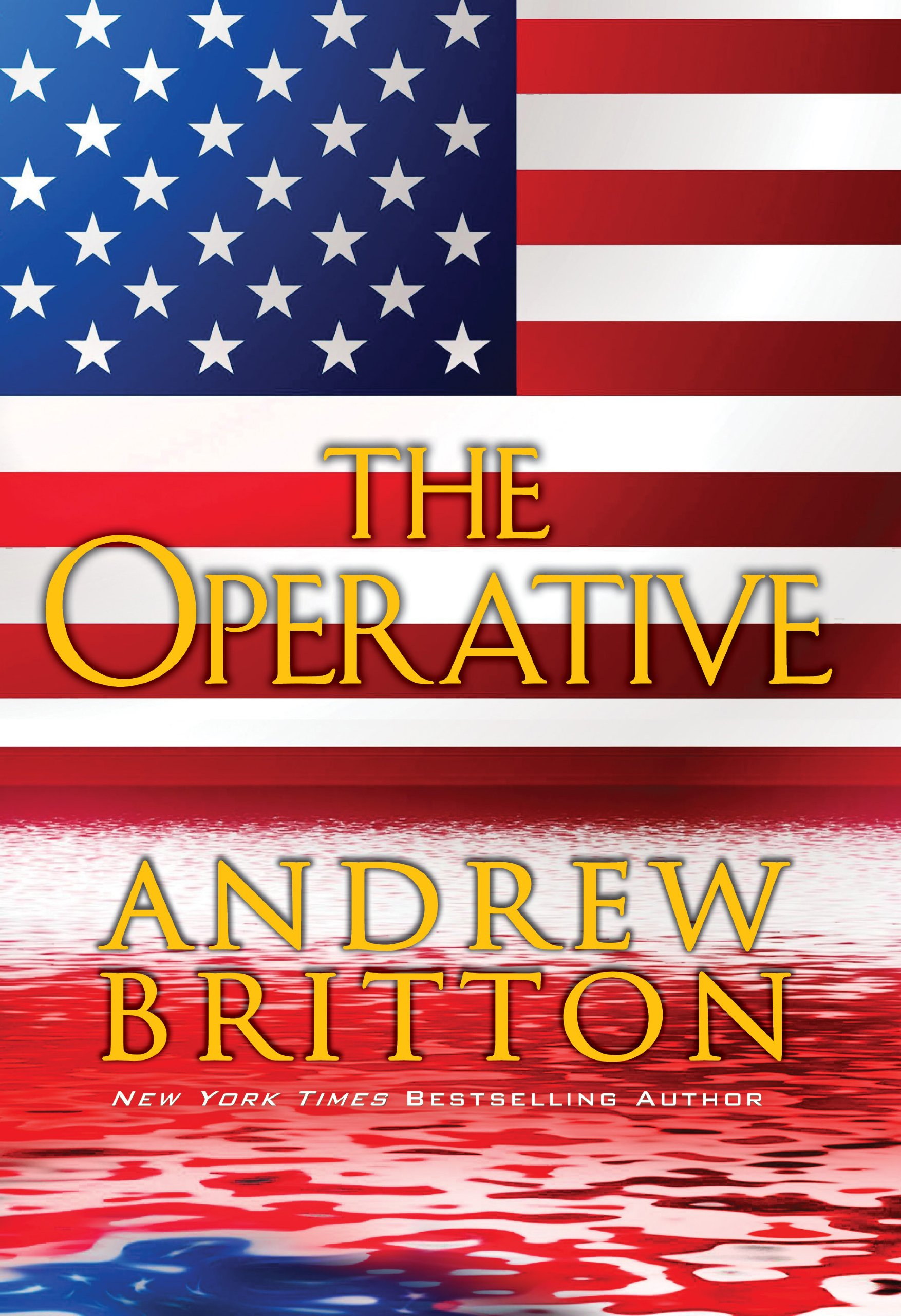 Book cover of The Operative