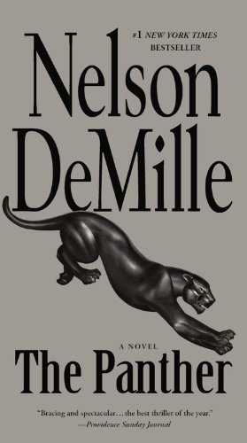 Book cover of The Panther