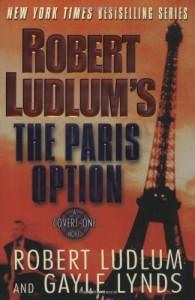 Book Cover of The Paris Option