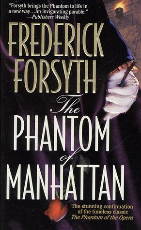 Book cover of The Phantom of Manhattan