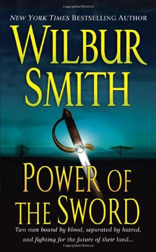 Book cover of The Power of the Sword