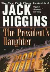 Book Cover of The President's Daughter