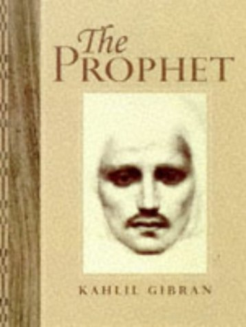 Book cover of The Prophet