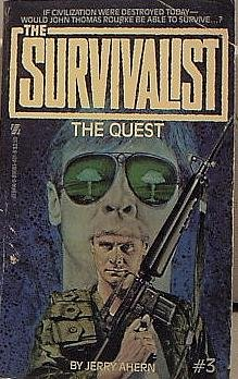 Book cover of The Quest